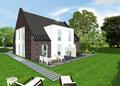 Moderne Neubau-Doppelhaushälfte in Ladbergen!