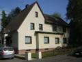 Wohnung im 1.OG eines Dreifamilienhauses mit Balkon und Gasetagenheizung