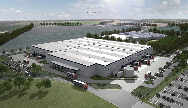 Baustart für Logistikpark Bremen-Nord