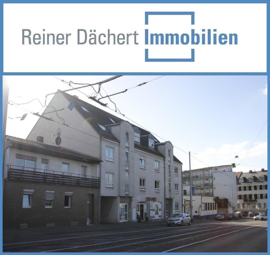 Vermietete B�rofl�che - 4,3% Rendite in der City ...