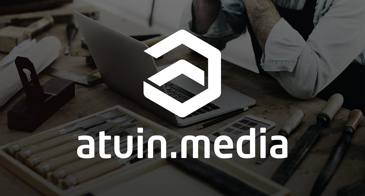 atuin.media Header