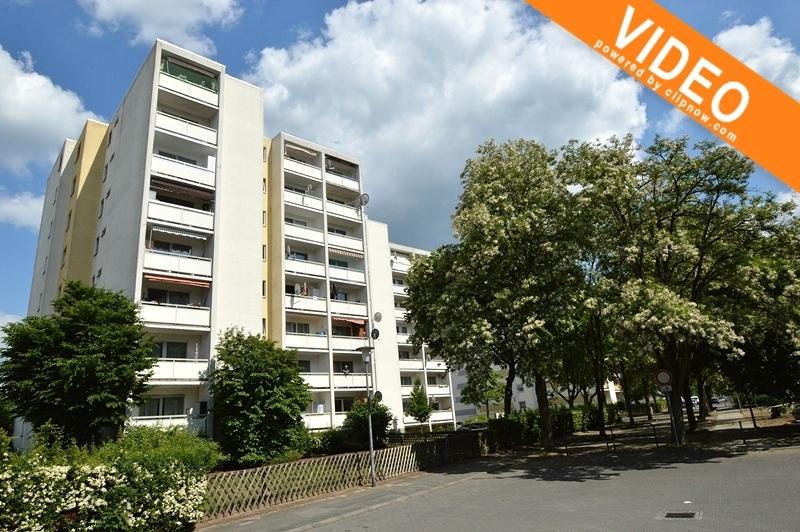 R�SSELSHEIM - Prima aufgeteile und helle Wohnung mit herrlichem Sonnenbalkon!!!
