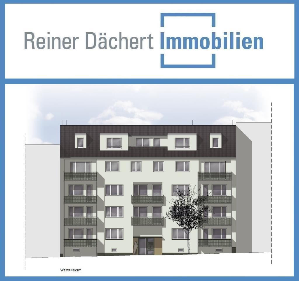 Neubauwohnung mit Aufzug und Ausblick