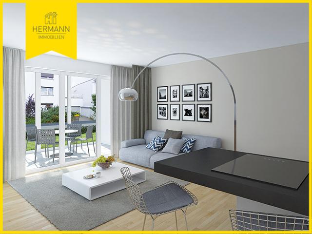 Frankfurt-Oberrad: Charmante Single-Wohnung mit Wintergarten