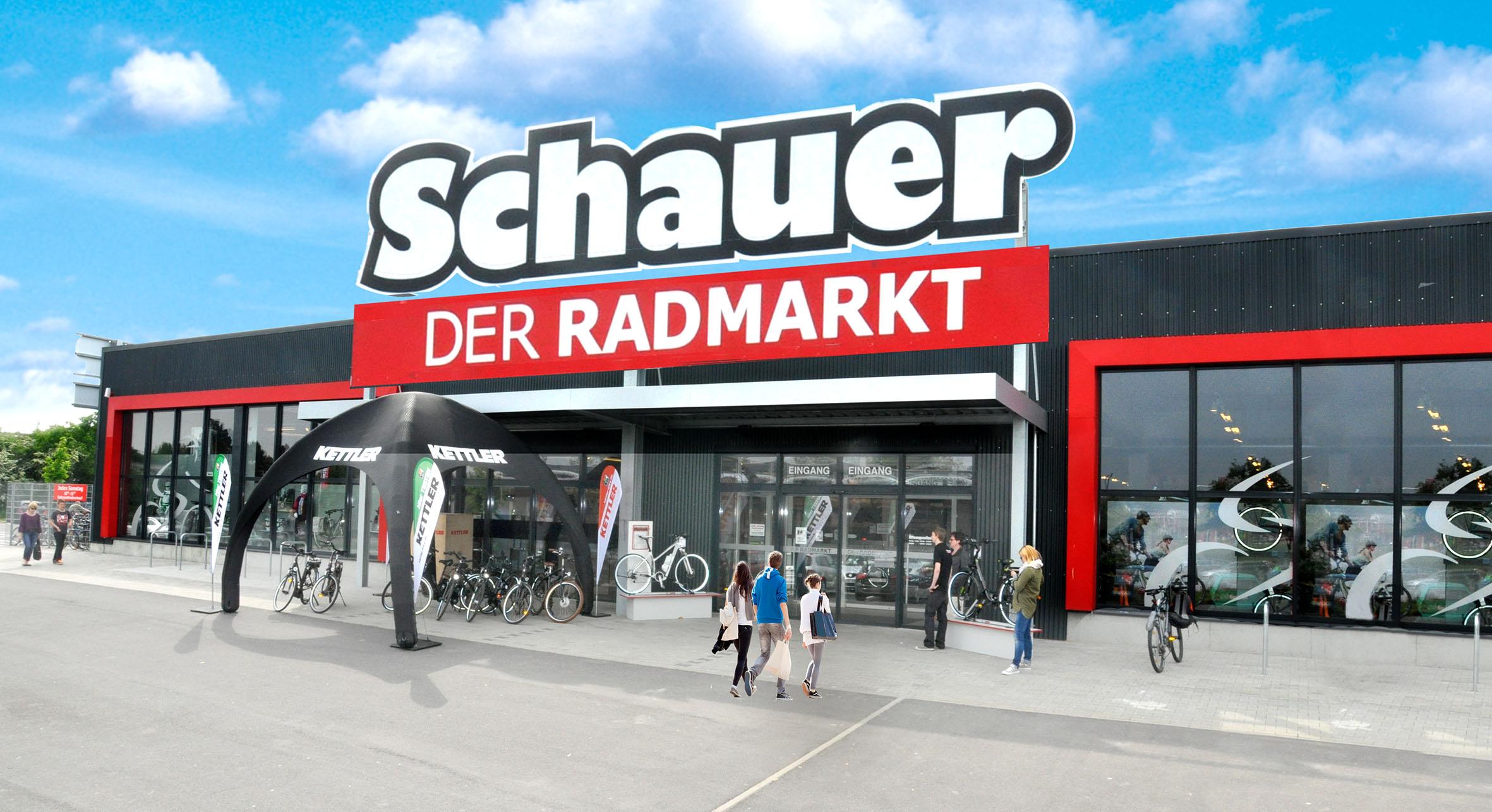 Radmarkt Schauer in Schweinfurt