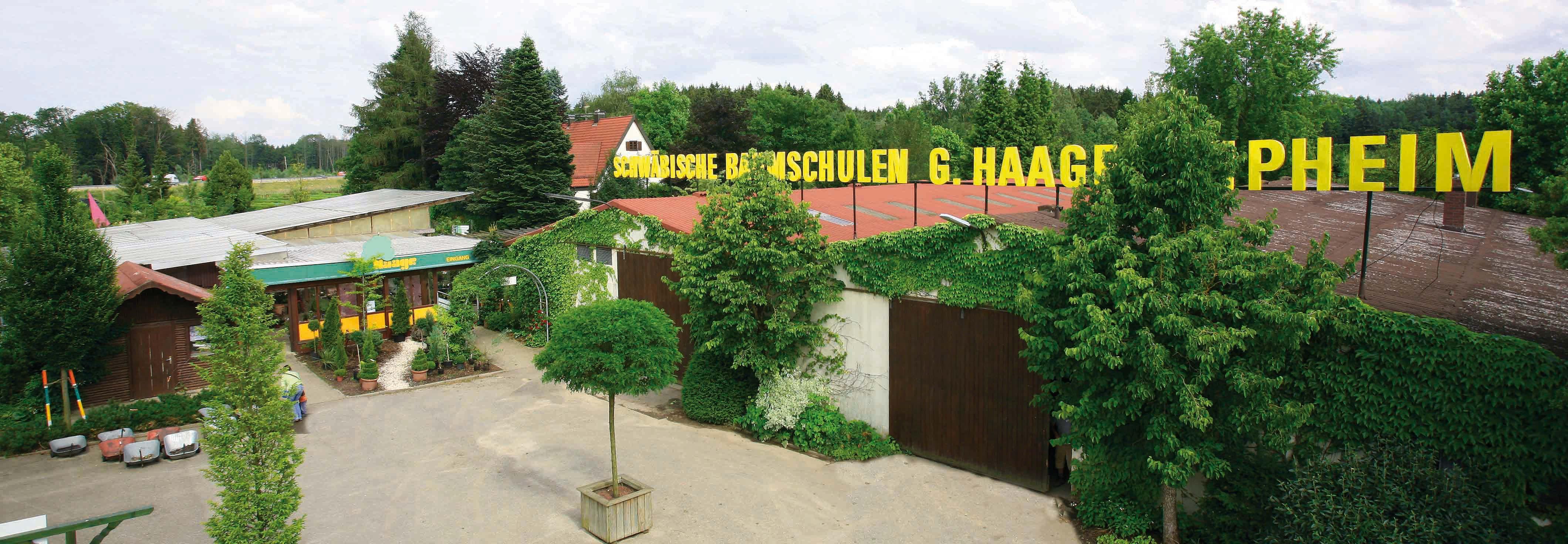 Baumschulen Haage Leipheim