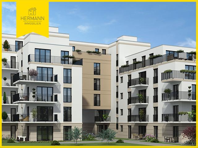 4-Zimmer-Neubau-Penthouse-Eigentumswohnung mit 2 Dachterrassen
