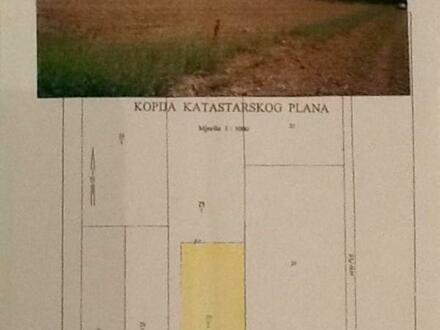 NUR 25Euro der qm Preis in Zagreb/Kobiljak