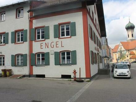 Gasthaus im Zentrum von Immenstadt