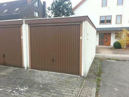Vermiete Einzel Garage in Stuttgart Heumaden