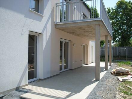 Moderne Anlegerwohnung (65m²) mit Garten in ruhiger Lage in Fürstenfeld!