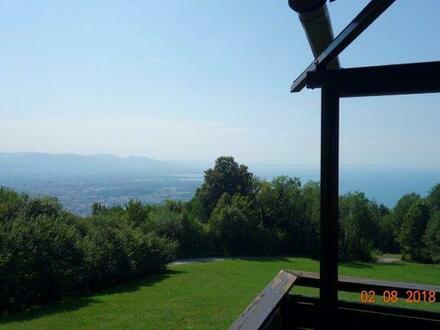 Sahnestück am Pfänderhang/RARITÄT - Sicht über den Bodensee in die Ost-Schweiz