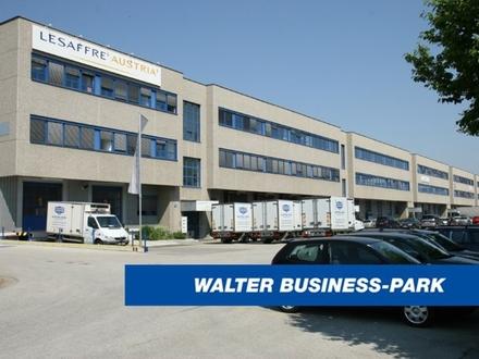 Moderne, helle Bürofläche mit Gratis-Parkplatz vor der Tür im WALTER BUSINESS-PARK, provisionsfrei
