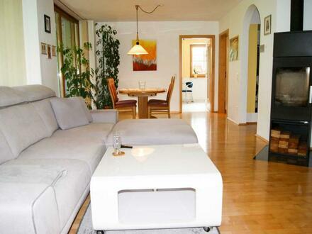 Top gepflegte Wohnung in ruhiger Lage in Eben