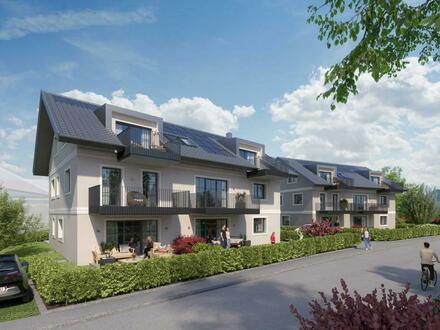 Schulstraße C5 - 3 Zi. Dachgeschosswohnung mit Terrasse