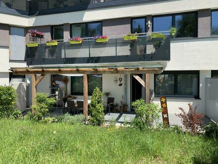 Sonnige Terrassenwohnung mit höchstem Wohnkomfort in Saalfelden