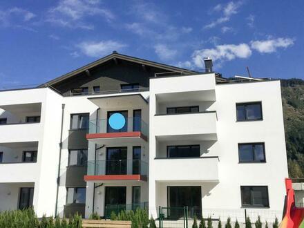 Neuwertige 2-Zimmer Mietwohnung im Zentrum von Maishofen