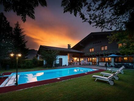 Charismatisches Landhaus in bester Lage in Saalfelden