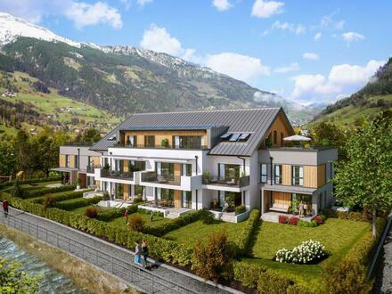 Am Kirchbach - W6: Exklusive Gartenwohnung