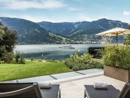 Luxus Boutique-Hotel direkt am Zeller See