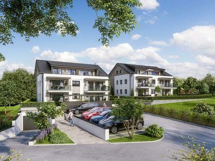 Stilvolle 4-Zimmer Penthouse-Wohnung in Henndorf