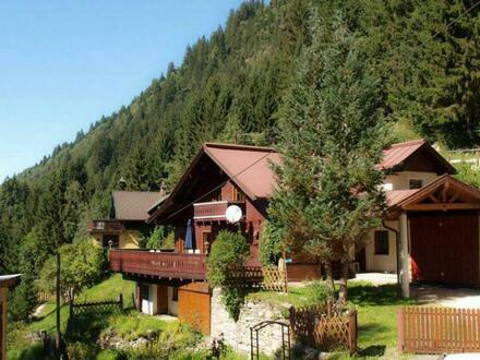 Charmantes Alpen Chalet