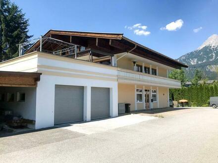 Mehrfamilienhaus mit gewerblicher Nutzung