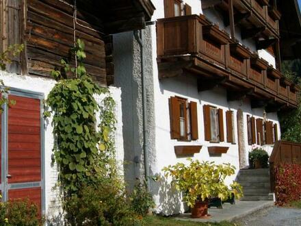 Traditionelles Bauernhaus in Bruck an der Glocknerstraße