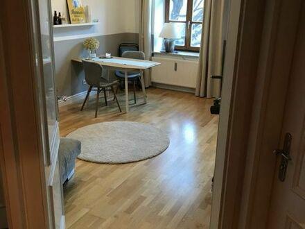 Ansprechende 1-Zimmer-Wohnung mit Balkon und EBK in Überlingen