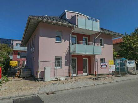 NEUBAU voll möblierte 2 Zimmer Wohnung im Ortskern Waging am See
