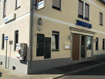Gaststätte mit 16 m² Küche, geeignet für Restaurant/Lieferservice zu verpachten, Bad Nauheim Kernst.