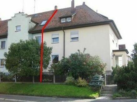 Renoviertes Reiheneckhaus mit großer Garage und Garten in Neustadt/Aisch