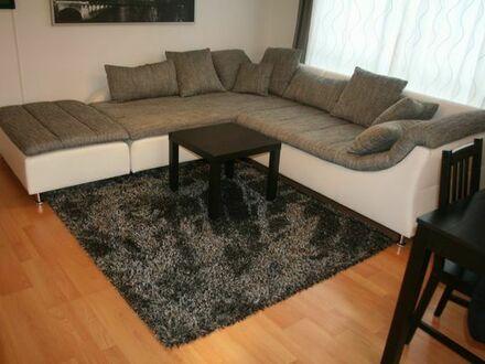 Neuwertig möblierte, sonnige 2 - Zimmer - Wohnung mit Balkon und EBK