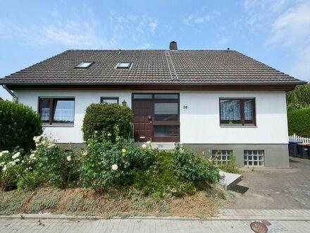 Idyllisches Ein - Zweifamilienhaus in Lünen-Niederarden