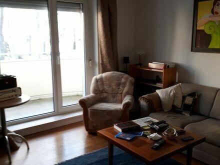 Bild_Möbliertes Zimmer mit Balkon in Potsdam-Babelsberg von privat zu vermieten
