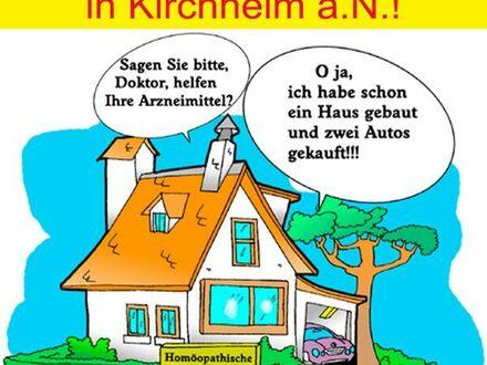 Suche Baugrundstücke im Großraum Kirchheim a.N. - mit Tippgeber-Provision!