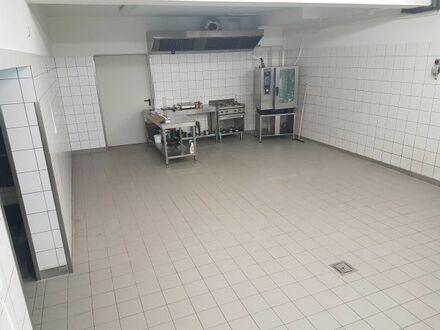 Biete Produktionshalle für vorzugsweise Catering oder Bäcker Unternehmen