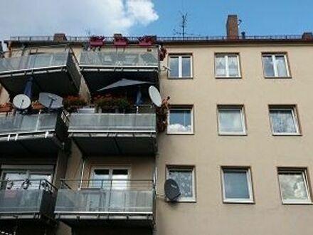 schöne 3 Zimmer Wohnung mit schönem Südbalkon