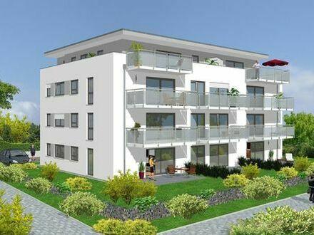 Erstbezug: 2-Zimmer Erdgeschosswohnung in Renningen-Malmsheim