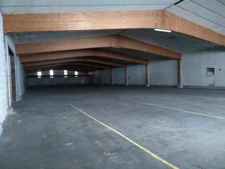 Hallenstellplätze für Fahrzeuge aller Art - Nähe Altensteig