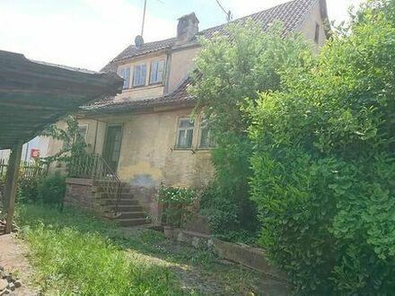 ehemalige Hofstelle, Bauerhaus sanierungsbedürftig, 97782 Gräfendorf
