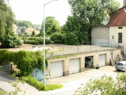 Top zentrales Baugrundstück mit Potenzial in 96158 Herrnsdorf
