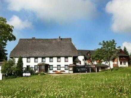 Zu verpachten: Gasthof mit Hotelbetrieb im Schwarzwald