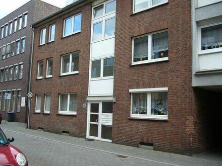 Zentral gelegene 3-Zimmer-Wohnung in der Weseler City