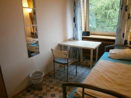 Möbliertes WG-Zimmer beim Bahnhof Hamburg-Tonndorf (13 min bis zum Hauptbahnhof)