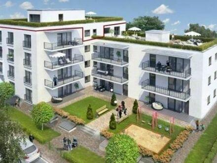 eine schöne Neubau 3-Zimmer- Wohnung Penthouse in der Nähe vom Frankencenter Nürnberg Langwasser