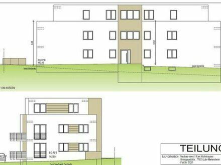 Neubau 3-Zi.,4-Zi. Wohnungen in einem 7-Familienhaus
