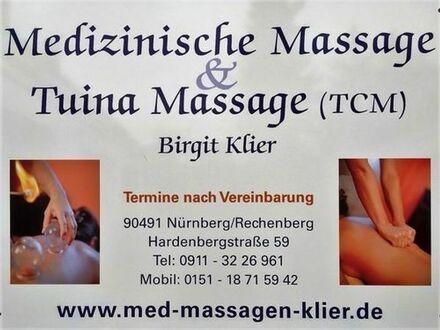 Med. Massagen & Tuina Massage in Nürnberg Jobst