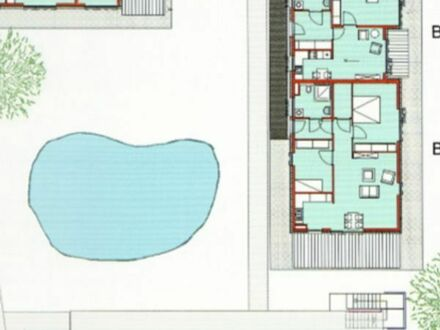 Betreutes Wohnen in Karlsruhe Blankenloch - 3-Zimmer Penthouse