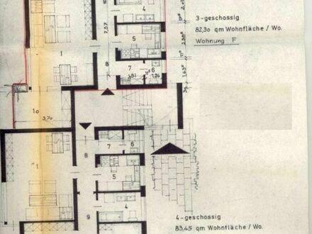 Eigentumswohnung in Randlage von Fallersleben